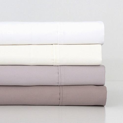 Bambury Queen 1000 Thread Count Cotton Rich Sheet Set (Ivory) image
