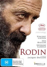 Rodin on DVD