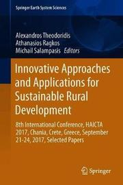 Innovative Approaches and Applications for Sustainable Rural Development