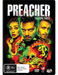 Preacher Season 3 on DVD