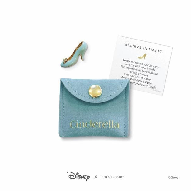 Disney: Trinkets Pouch - Cinderella