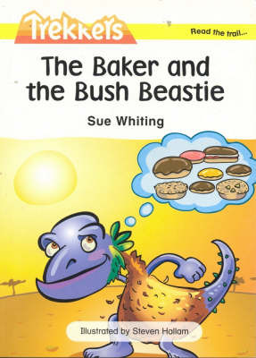 The Baker and the Bush Beastie by Sue Whiting image