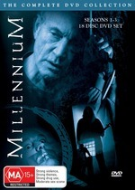 Millennium - Complete DVD Collection: Seasons 1-3 (18 Disc Box Set) on DVD