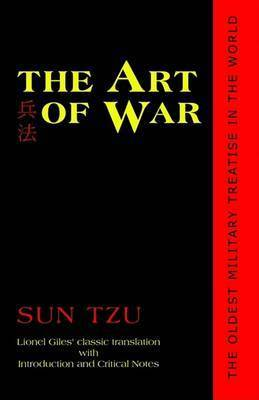 The On the Art of War by Sun Tzu