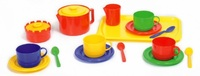Plasto - Coffee Set for 4 On Tray