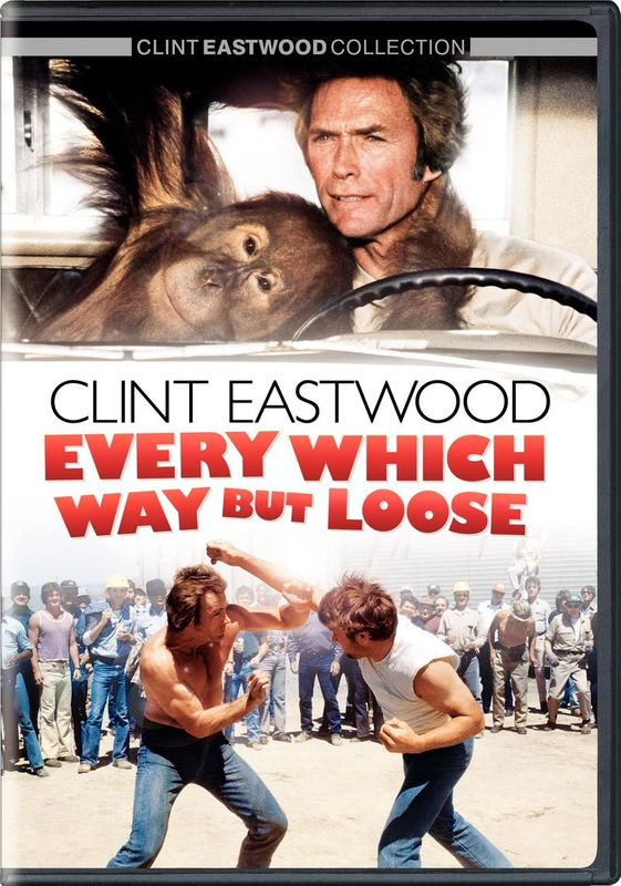 Every Which Way But Loose on DVD