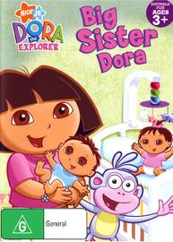 Dora The Explorer - Big Sister Dora on DVD