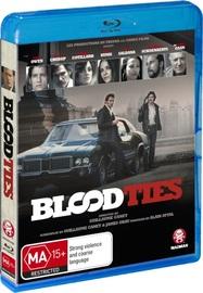 Blood Ties on Blu-ray