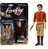 Firefly - Malcolm Reynolds Action Figure (ReAction Series)