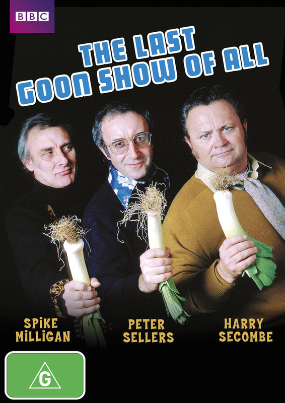 The Last Goon Show Of All on DVD