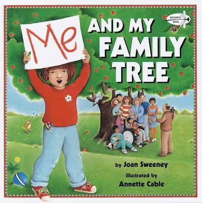 ME and My Family Tree by Joan Sweeney image