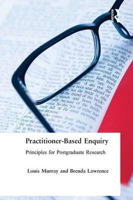 Practitioner-Based Enquiry by Brenda Lawrence image
