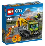 LEGO City: Volcano Crawler (60122)