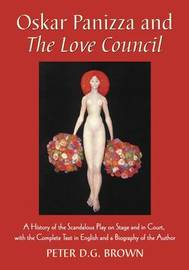 Oskar Panizza and the Love Council image