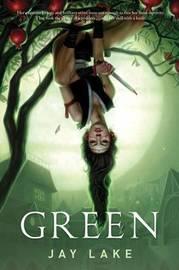 Green by Jay Lake image