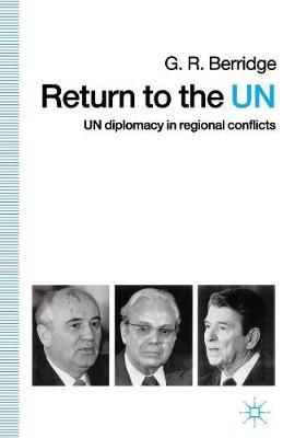 Return to the UN by G. Berridge image
