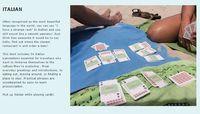 Lingo Cards: Italian image