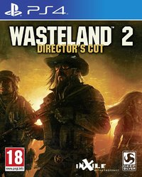 Wasteland 2 Directors Cut for PS4