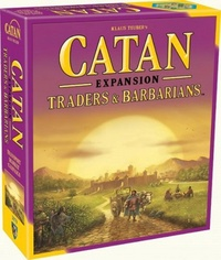 Catan: Traders and Barbarians - Expansion image