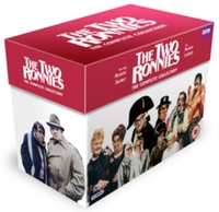 Two Ronnies Complete Collection on DVD