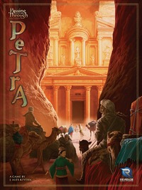 Passing Through Petra - Board Game