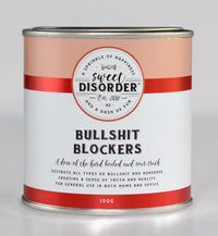 Sweet Disorder: Bullshit Blockers (150g)
