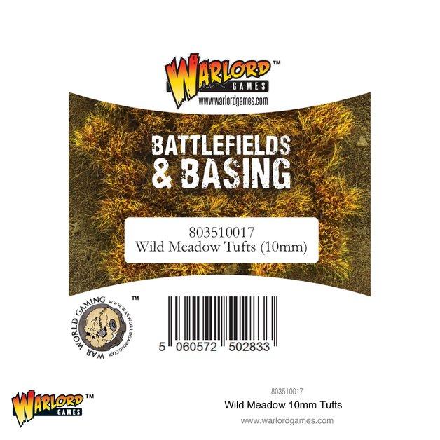 Warlord Scenics Wild Meadow 10mm Tufts