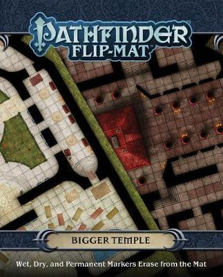 Pathfinder Flip-Mat: Bigger Temple by Jason A Engle