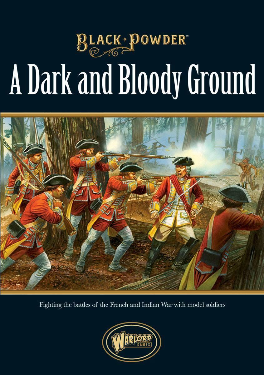 A Dark and Bloody Ground: Black Powder Supplement image