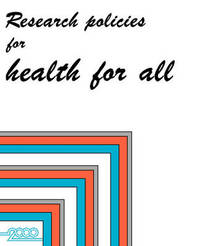Research Policies for Health for All by World Health Organization(WHO)