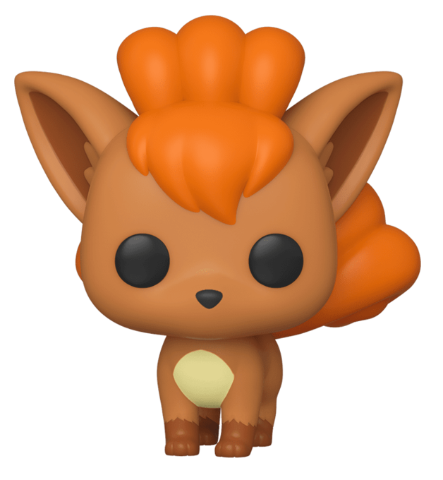 Pokemon: Vulpix - Pop! Vinyl Figure