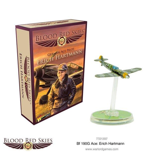 Blood Red Skies: BF109G Ace Eric Hartman