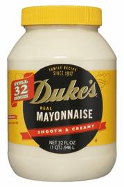 Duke's Real Mayonnaise 946g image