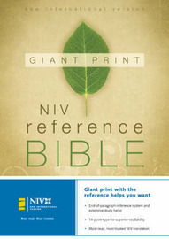 NIV Holy Bible Reference