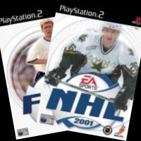 FIFA 2001 + NHL 2001 for PlayStation 2