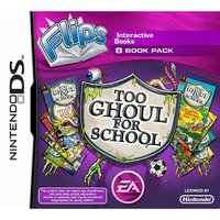 Too Ghoul for School 8 Books (FLIPS) for Nintendo DS