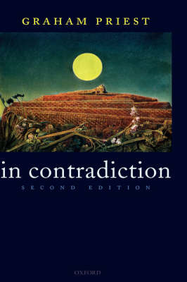 In Contradiction by Graham Priest image