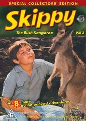 Skippy The Bush Kangaroo - Vol. 3 on DVD