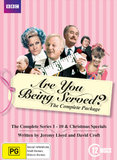 Are You Being Served? - Complete Series DVD