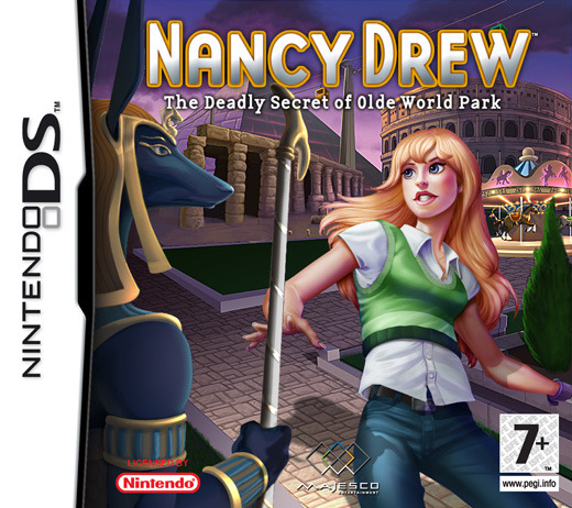Nancy Drew: The Deadly Secret of Olde World Park for Nintendo DS
