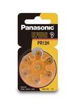 Panasonic Zinc Air Hearing Aid Battery - PR13H