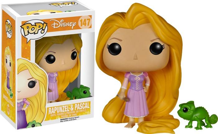 Tangled - Rapunzel & Pascal Pop! Vinyl Figure image