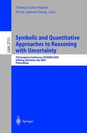 Symbolic and Quantitative Approaches to Reasoning with Uncertainty image