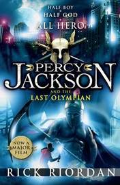 Percy Jackson and the Last Olympian (Percy Jackson #5) by Rick Riordan image