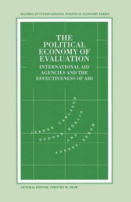 The Political Economy of Evaluation by Jerker Carlsson image