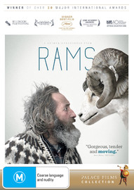 Rams on DVD image