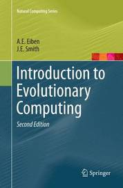 Introduction to Evolutionary Computing by A.E. Eiben image