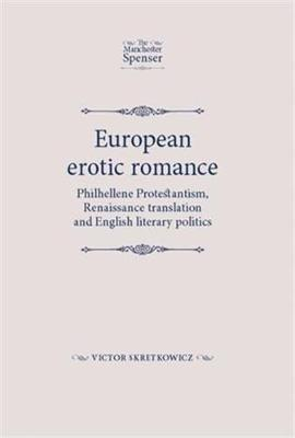 European Erotic Romance by Victor Skretkowicz image