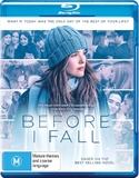 Before I Fall on Blu-ray
