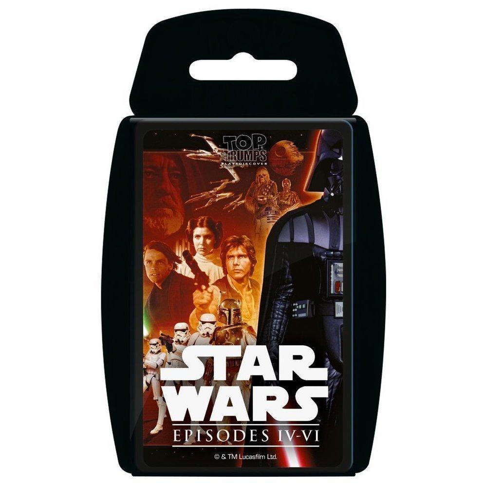 Top Trumps - Star Wars IV-VI image
